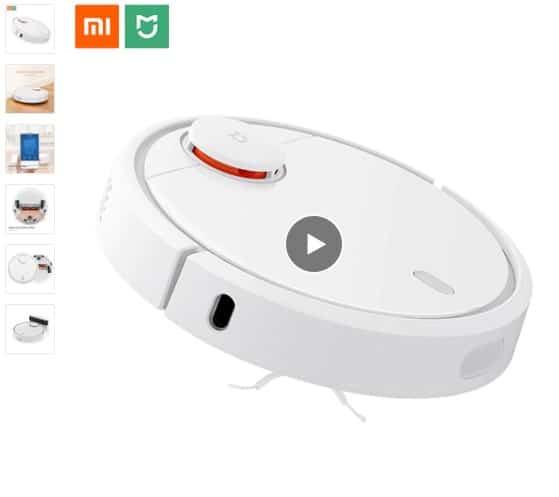 aspiradora Robot Xiaomi