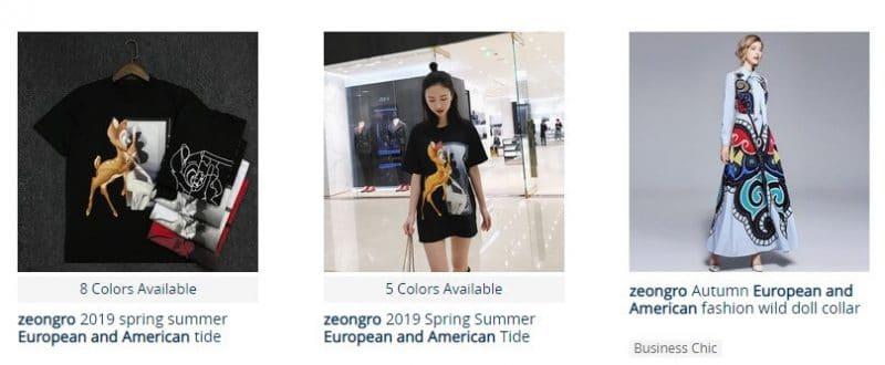 camisetas de verano mujer