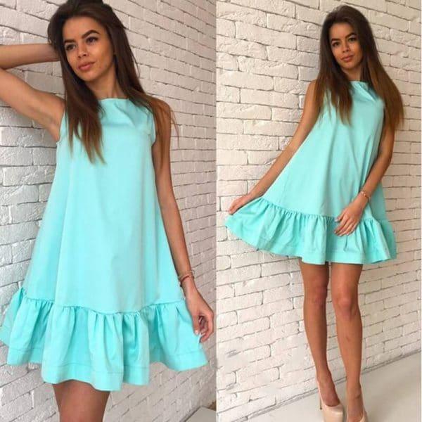 vestido verano barato aliexpress