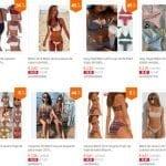 Mejores vendedores de bañadores para mujer en Aliexpress