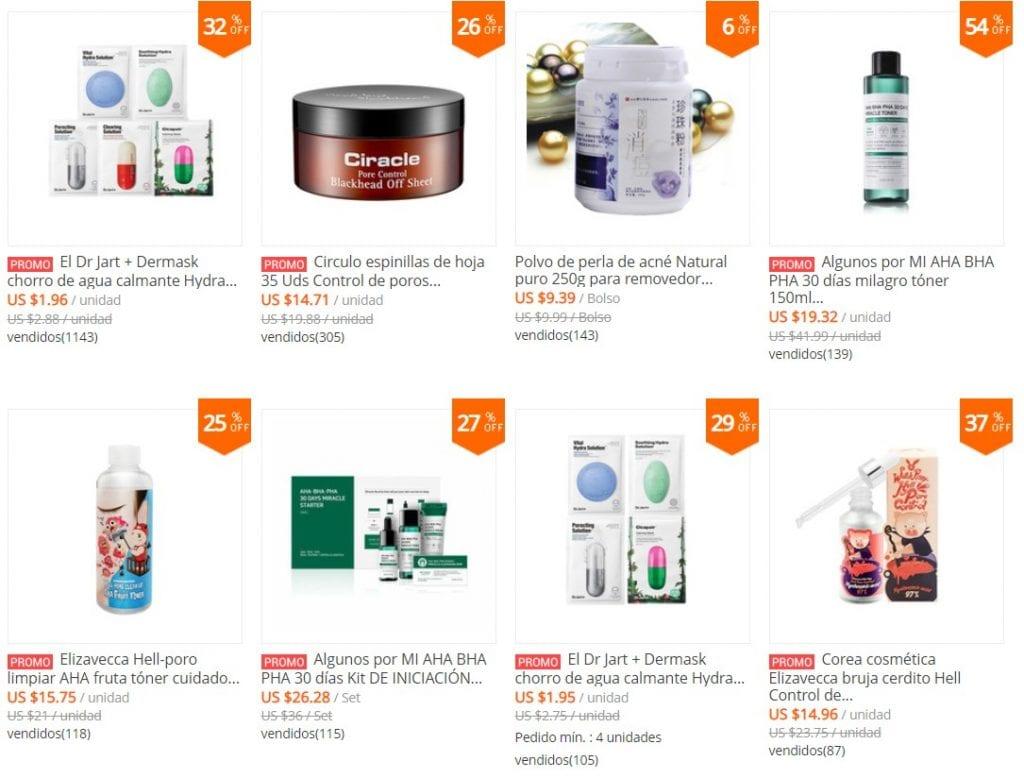 DBC Tienda de cosmética