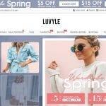 Luvyle: Tienda de ropa para mujer ¿Es fiable? Análisis y opiniones