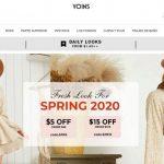 Yoins: Una tienda de ropa de moda para la mujer ¿Es fiable?