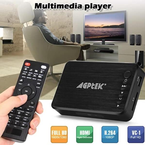 AGPTEK-Media-Player