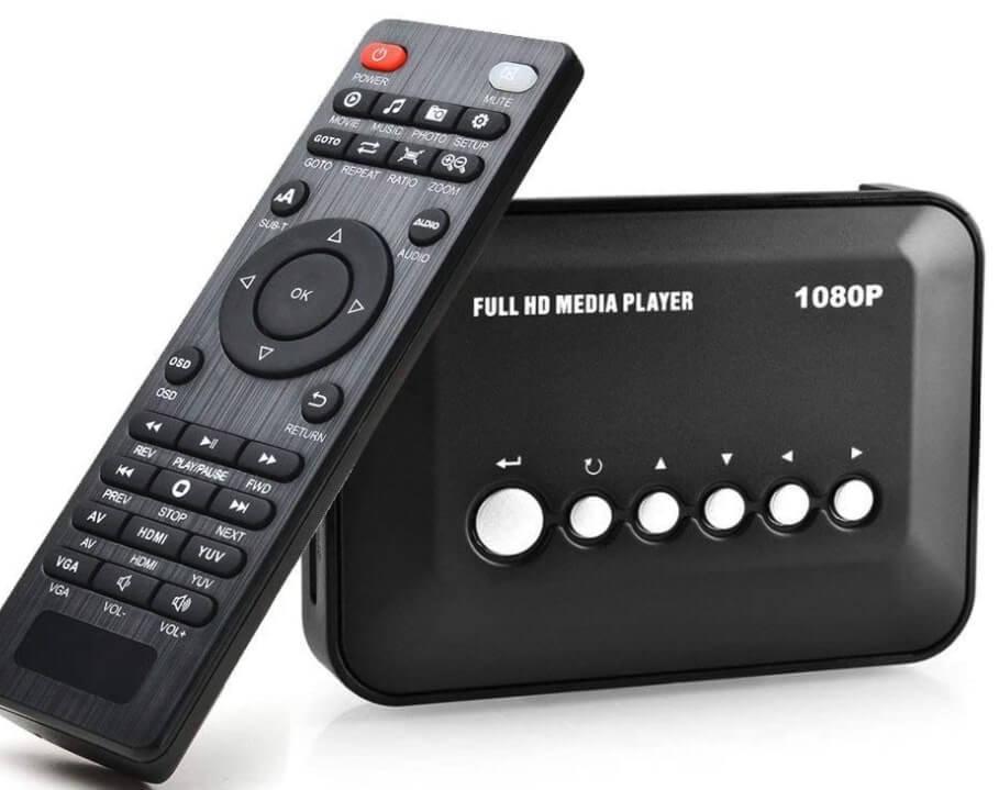 AGPTEK 1080p Full HD TV
