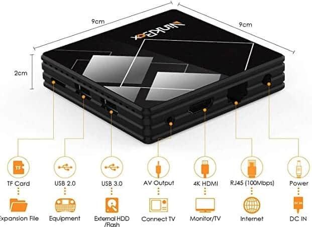 NinkBox Android TV Box