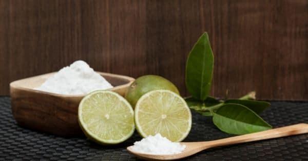 Bicarbonato de sodio limpiar plata