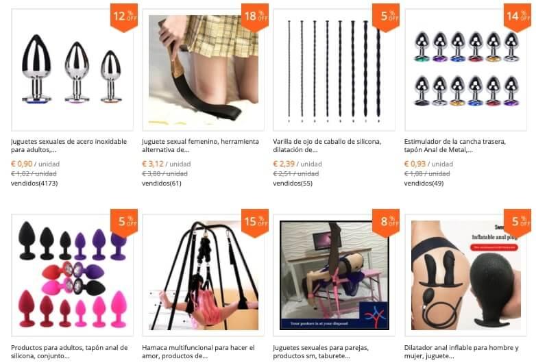 juguetes sexuales para mujeres