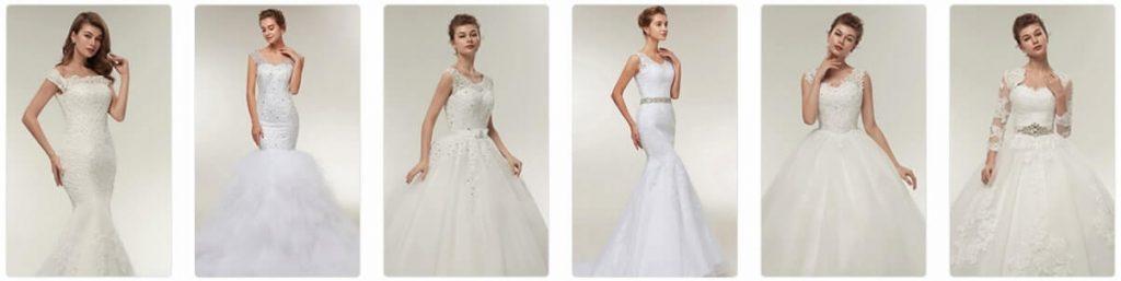 tienda online vestido novia