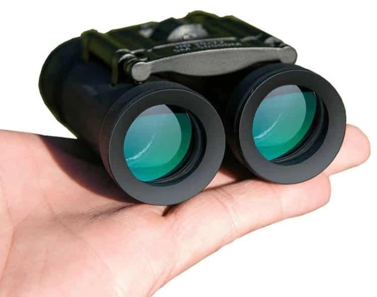 Mini binoculares en aliexpress