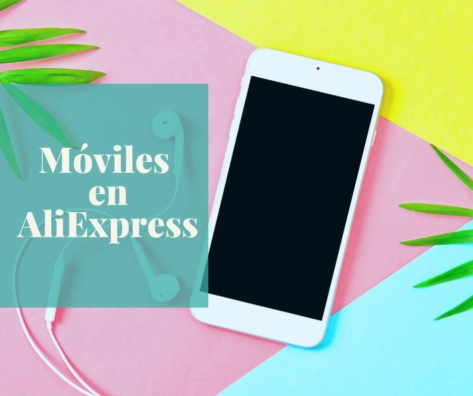 marcas de Móviles en AliExpress