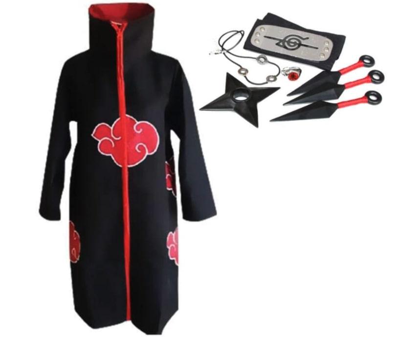 Disfraces de Naruto aliexpress