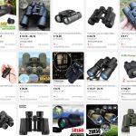 Los mejores prismáticos que puedes comprar en Aliexpress