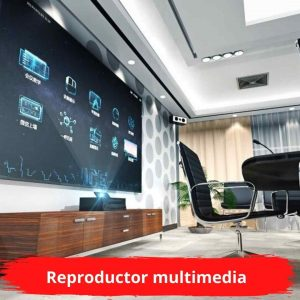 Reproductor multimedia