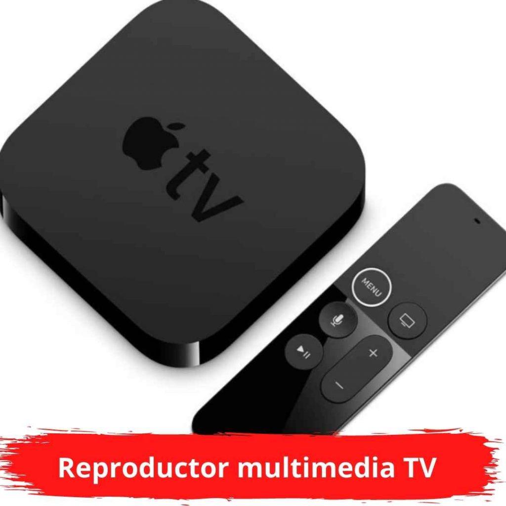 Reproductor multimedia TV