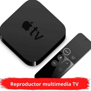 Reproductor multimedia TV
