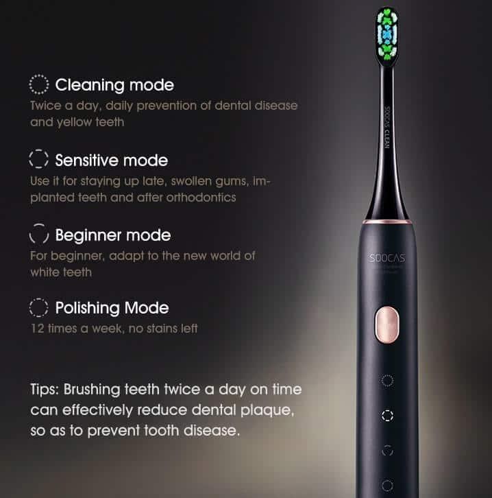 mejor cepillo de dientes Xiaomi