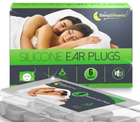 tapones de silicona para dormir