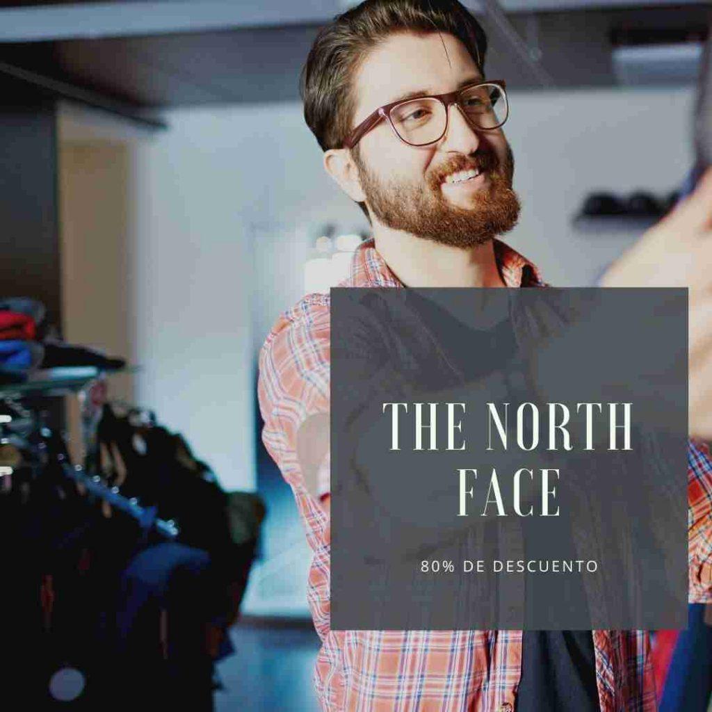 Comprar The North Face en China