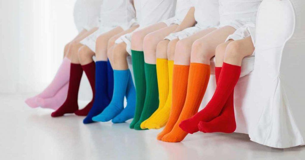 Tipos de calcetines