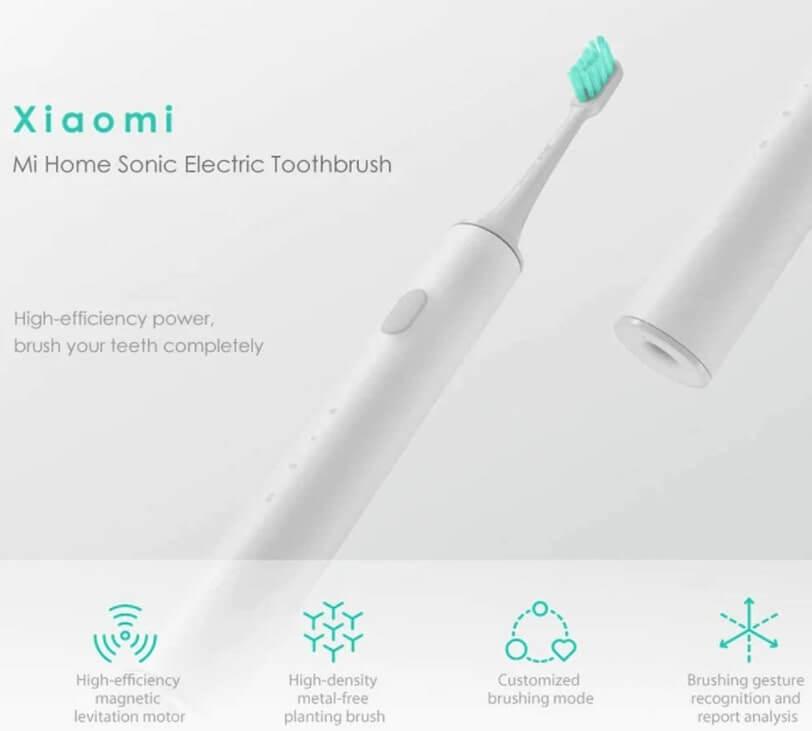 Xiaomi cepillo de dientes