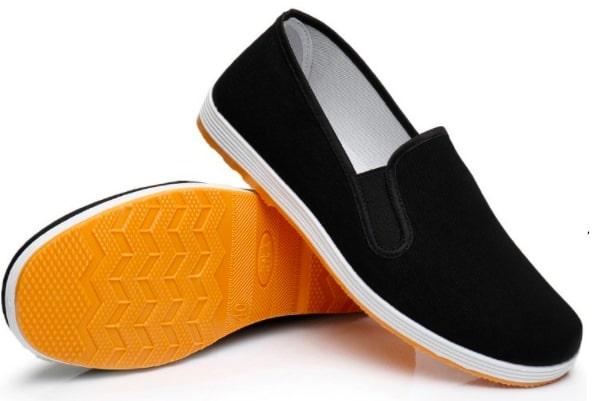 Zapatillas tradicionales de Kung Fu