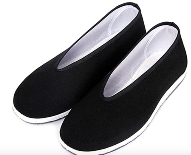 Zapatos de Tai Chi Retro