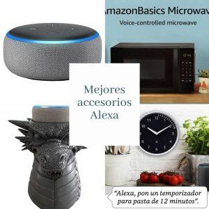 accesorios Alexa
