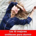 Los 10 mejores antifaces para dormir