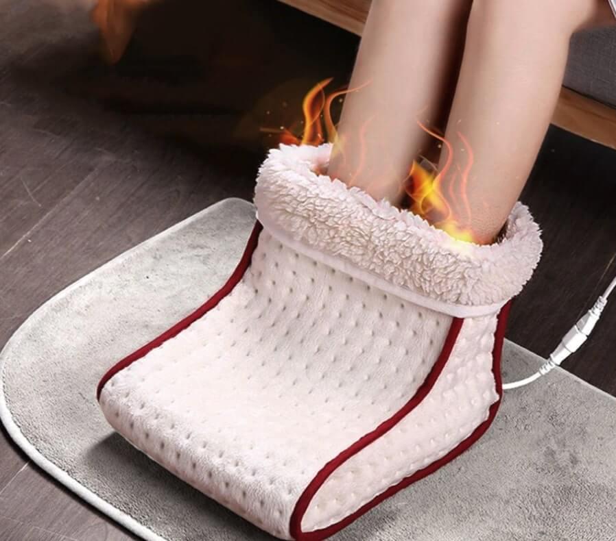 Mejores calentadores de pies en China