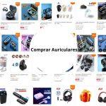 Tiendas para comprar auriculares en China