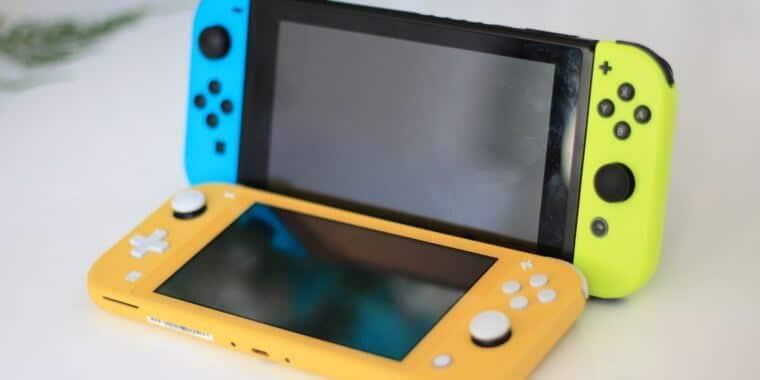 nintendo Switch lite vs Switch (1)nintendo Switch lite vs Switch (1)