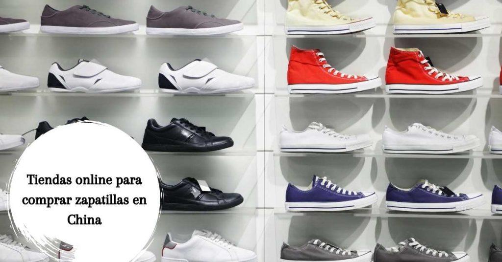 comprar zapatillas de china