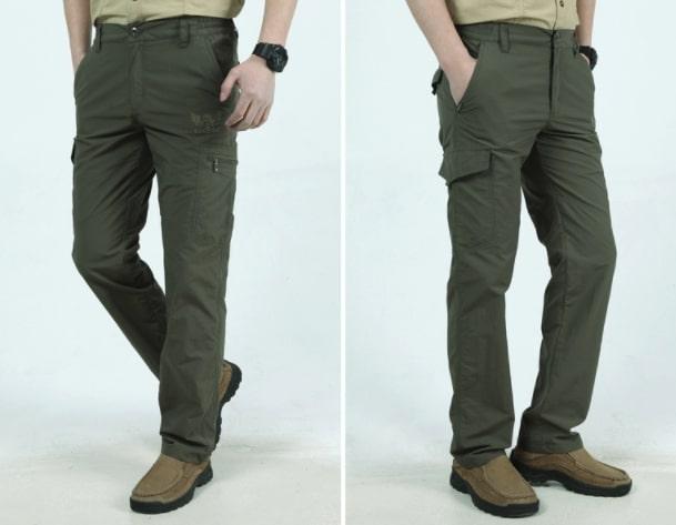 pantalones tácticos en AliExpress