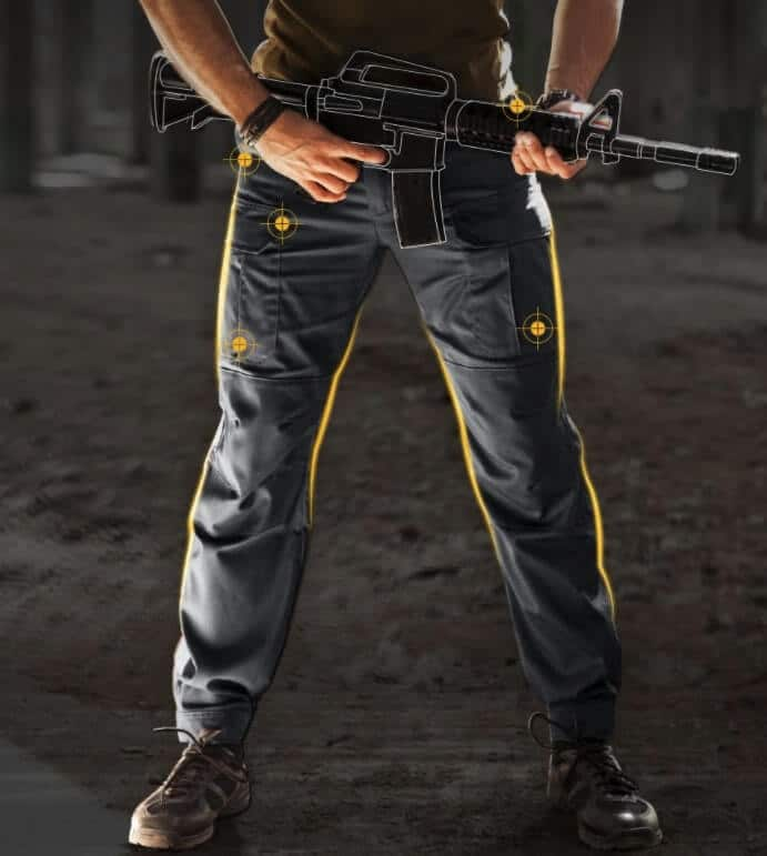 Pantalones tácticos IX5