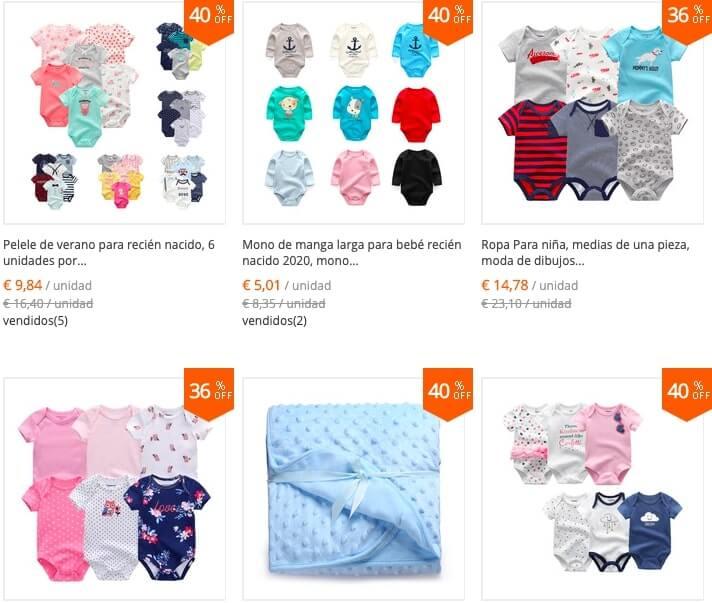 tiendas para comprar ropa de bebé en China