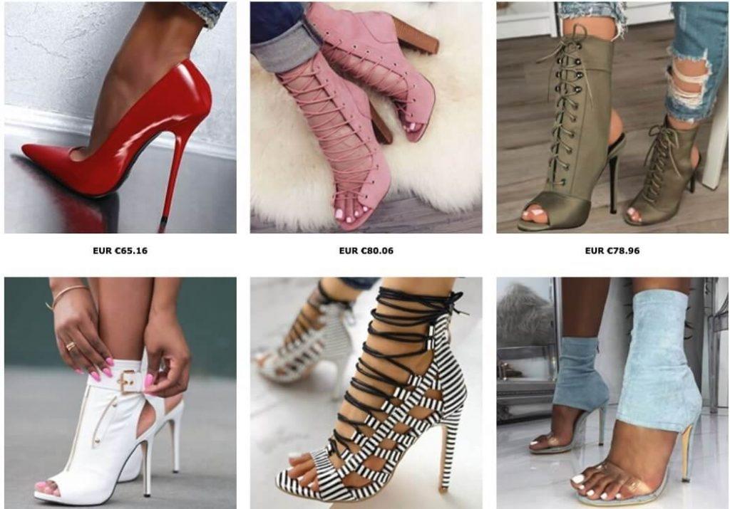 marcas de zapatillas Chinas